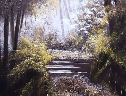 GIOCHI D'ANIMA – Tra poesia e pittura ad olio per cercare profondità e semplicità