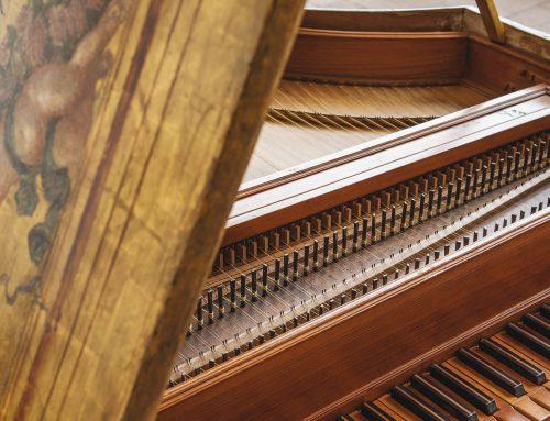 Restauro del clavicembalo di fine Seicento recentemente attribuito a Mattia De Gand